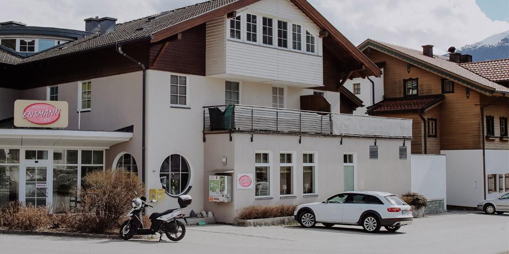 Bäckerei Ensmann Mühlbach im Pinzgau