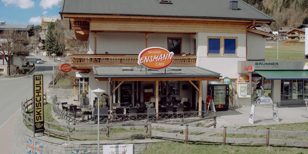 Bäckerei Ensmann Neukirchen am Großvenediger