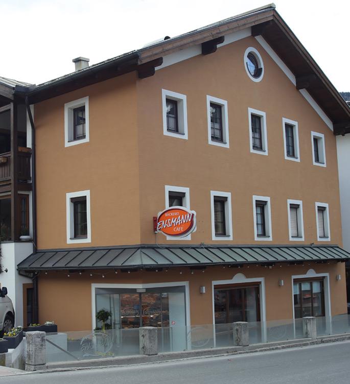 Bäckerei Ensmann Mittersill